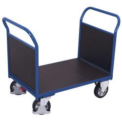 Chariot à 2 dossiers avec contre-plaqué étanche
