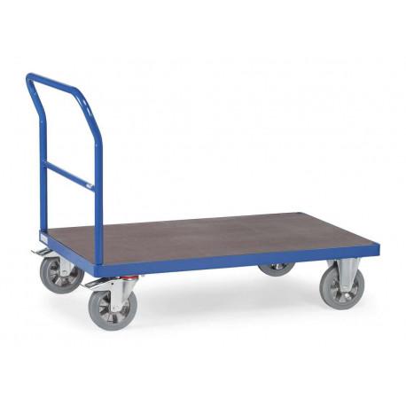 image cover Chariot à dossier de poussée pour 1200 kg...