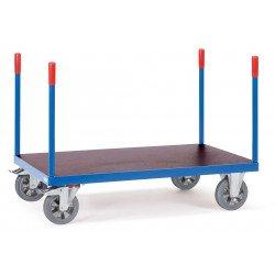 Chariot à 4 barres de poussée