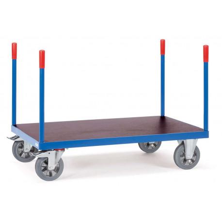 image cover Chariot à 4 barres de poussée