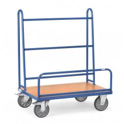 Chariot pour charges longues ou panneaux