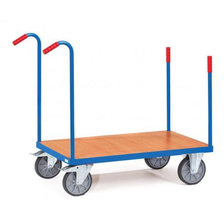 image cover Chariot à 4 barres de poussée avec 2 poignées