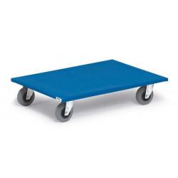 Plateau roulant pour meubles
