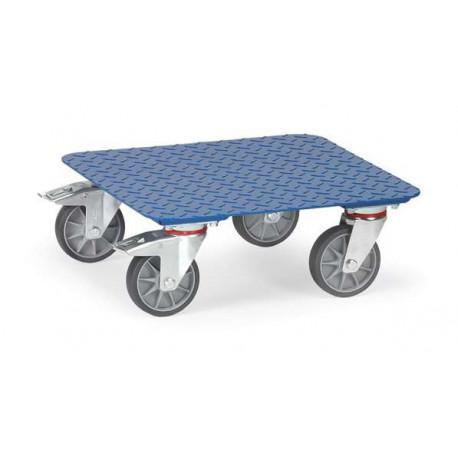 image cover Plateau roulant en acier