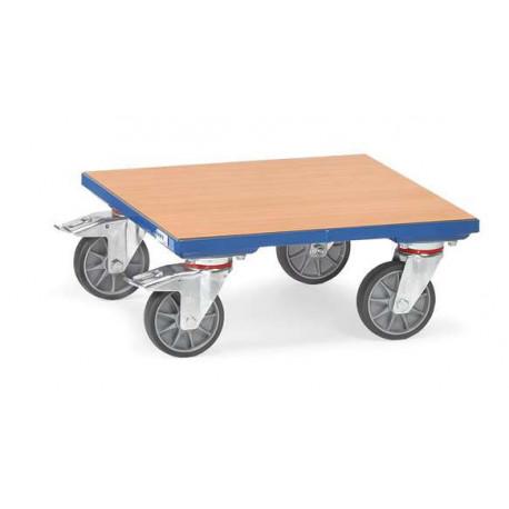 image cover Plateau roulant en bois