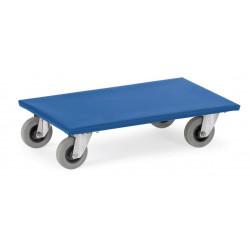 Rouleur pour meubles - roues en caoutchouc
