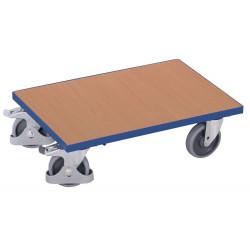 Plateau modulaire roulant avec plateau