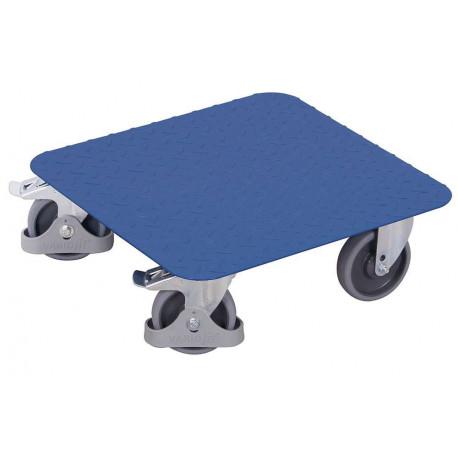 image cover Plateau roulant pour caisses avec surface...