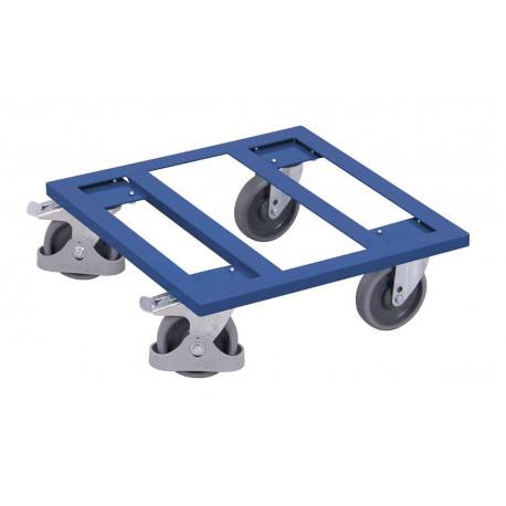 image cover Plateau roulant pour caisses