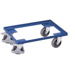 Plateau roulant modulaire