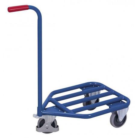 image cover Chariot col de cygne avec plateau tubulaire