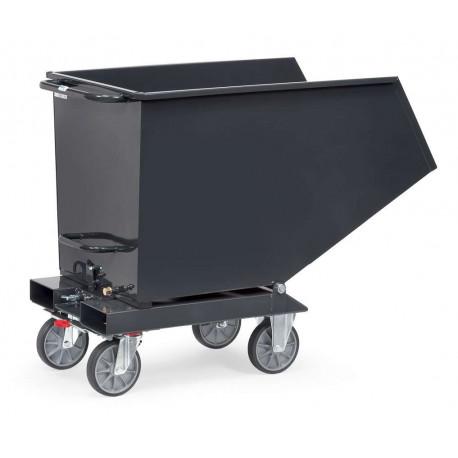 image cover Benne basculante chariot en gris