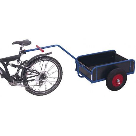 image cover Char à bras pour vélo