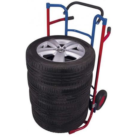 Diable pour pneus
