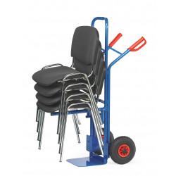 Diable porte chaises