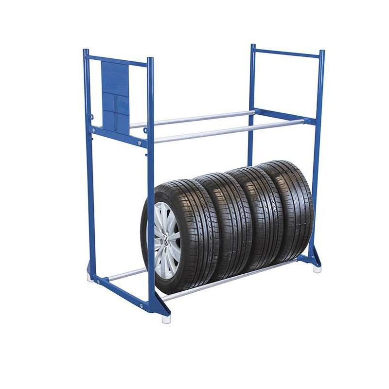 rack pneus 2 tages pour les professionnels. Black Bedroom Furniture Sets. Home Design Ideas