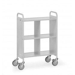 Chariot de bureau - 150 kg