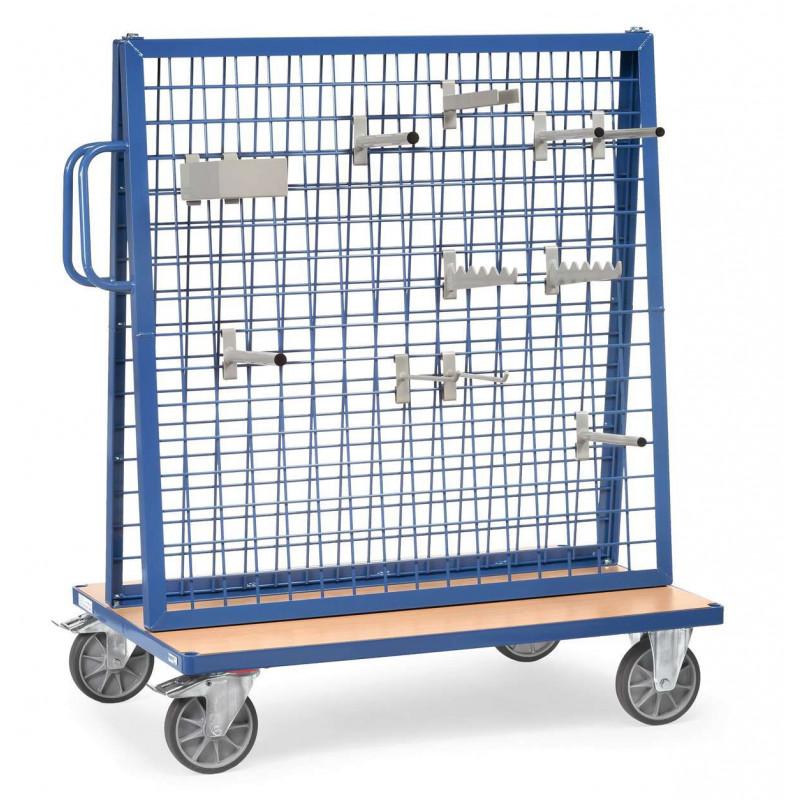 chariot porte outils pour les professionnels. Black Bedroom Furniture Sets. Home Design Ideas