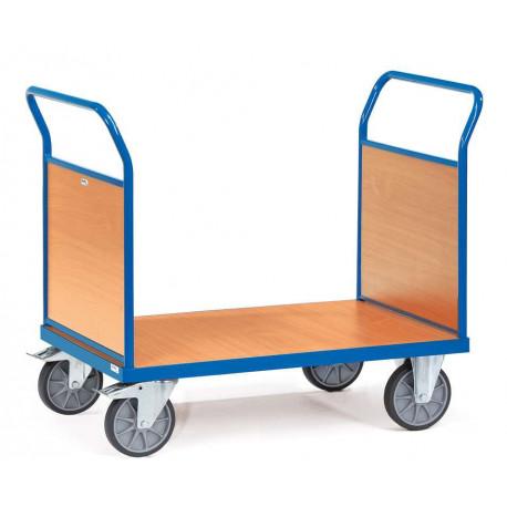 image cover Chariot d'atelier à 2 côtés