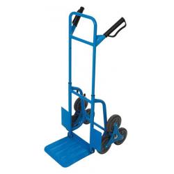 Diable monte-escaliers 3 roues - 120 kg
