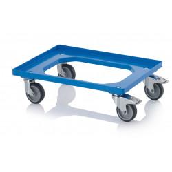 Chariot porte-bac compact 250 kg