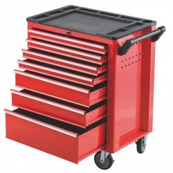 Servante vide d'atelier à 7 tiroirs - 210 kg