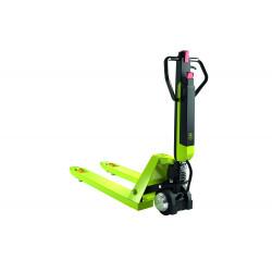 Transpalette semi-électrique compact, charge 1200 kg