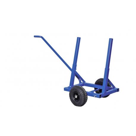 image cover Chariot porte panneaux, charge 200 kg