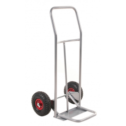 Diable porte bagage Gris, charge 150 kg