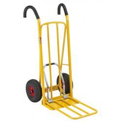 Diable porte bagage professionnel, charge 250 kg