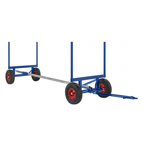 image cover Chariot pour charges longues, charge 3500 kg