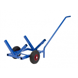Chariot pour charges longues, charge 200 kg