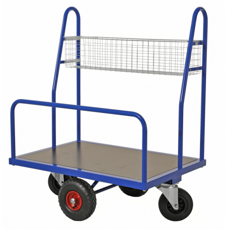 image cover Chariot porte panneaux, charge 500 kg
