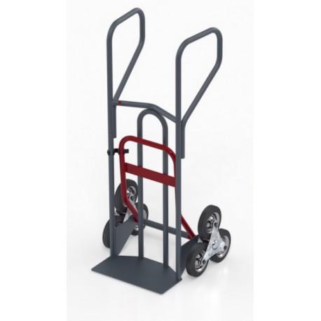 image cover Diable escalier double pelle pro, charge...