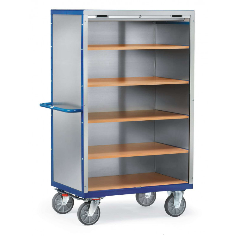 chariot ferm habill t le d 39 aluminium charge 750 kg professionnels. Black Bedroom Furniture Sets. Home Design Ideas