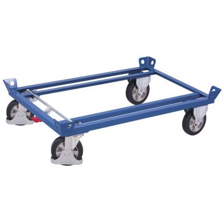 image cover Chariot porte-palettes - 1200 kg de charges