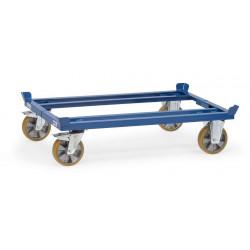Rouleur de palettes - roues polyuréthane