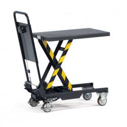 Chariot à plate-forme élévatrice - 150 kg