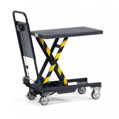 image cover Chariot à plate-forme élévatrice - 150 kg