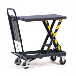 Chariot à plate-forme élévatrice - 250 kg