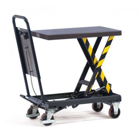 image cover Chariot à plate-forme élévatrice - 250 kg