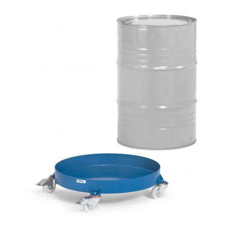 image cover Rouleur pour transport vertical des fûts