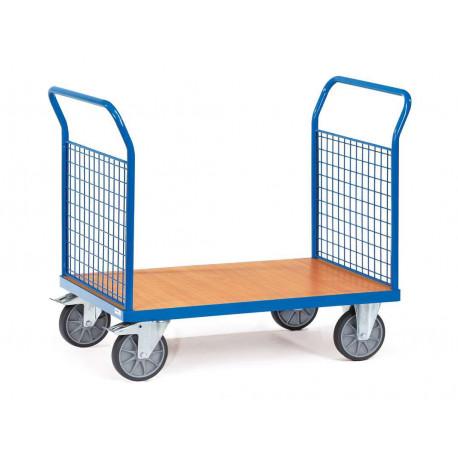 image cover Chariot à 2 ridelles