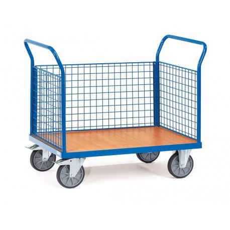 image cover Chariot à 3 ridelles