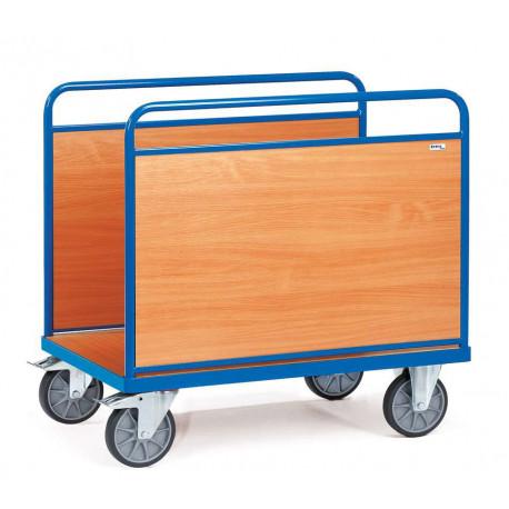 image cover Chariot à 2 panneaux latérales