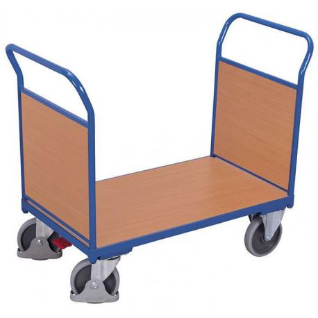 image cover Chariot à 2 dossiers bois
