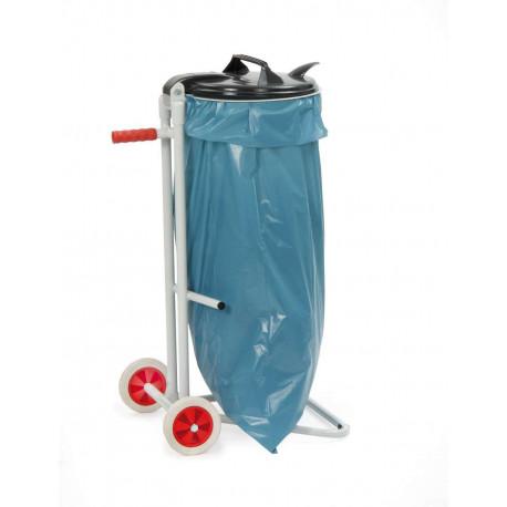 image cover Chariot collecteur de déchets