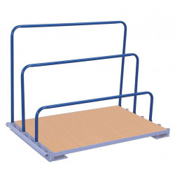 Poignée supplémentaire pour chariot/rack à panneaux