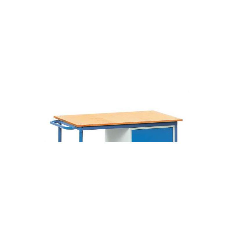 plan de travail pour servantes d 39 atelier accessoires pour les profes. Black Bedroom Furniture Sets. Home Design Ideas