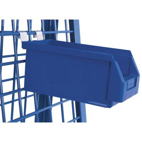 image cover Bac à bec Bleu